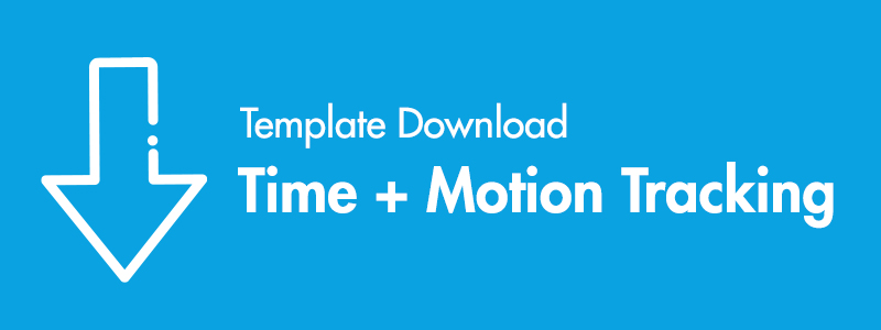 time and motion tracking template