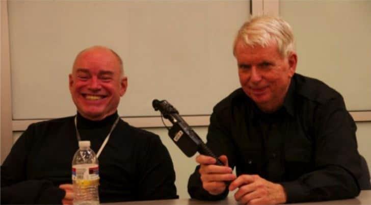 Creadores de Scrum y la Guía de Scrum Ken Schwaber y Jeff Sutherland