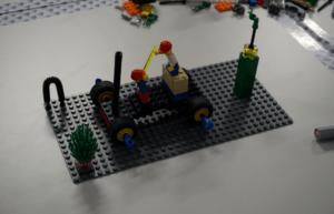 jugar con Lego para transformar empresas