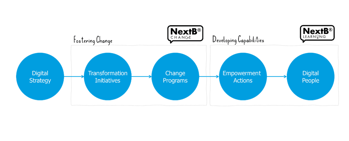 transformation frameworks netmind